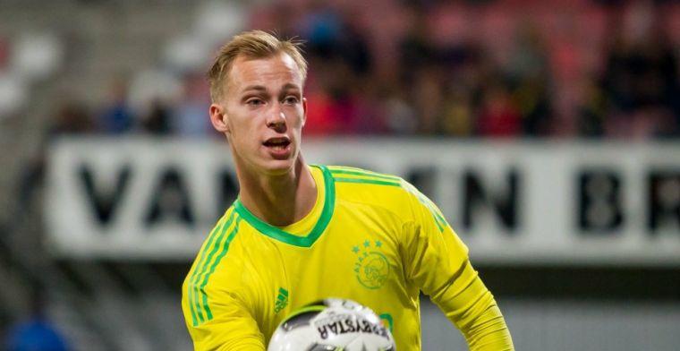 'De onderhandelingen zijn heel soepel verlopen, het is gewoon superleuk bij Ajax'
