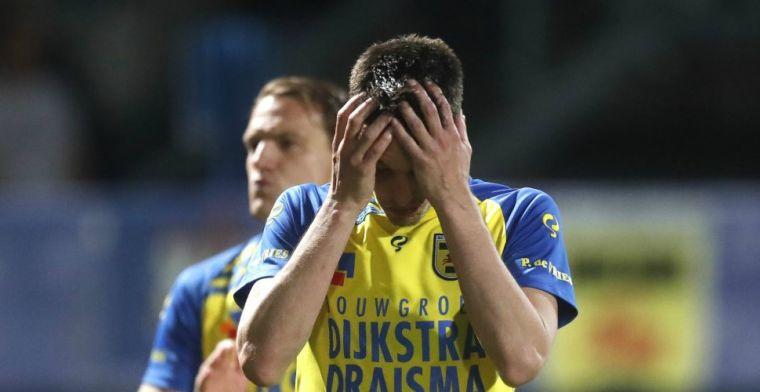Statement van spelers en staf Cambuur na afgang: 'Ongelooflijk veel pijn'