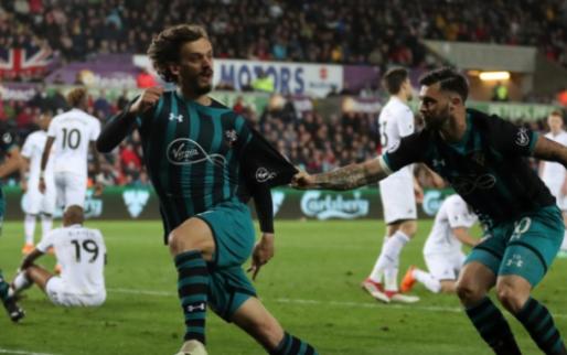 Afbeelding: Southampton laat West Brom degraderen en dompelt ook Swansea in diepe rouw