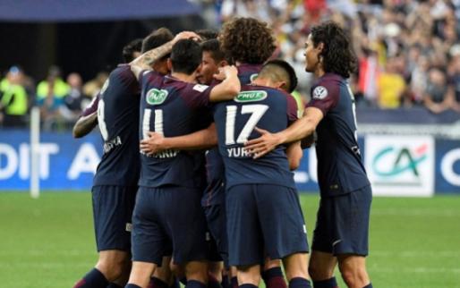 Afbeelding: PSG worstelt met amateurs, maar wint finale en pakt vierde prijs van seizoen