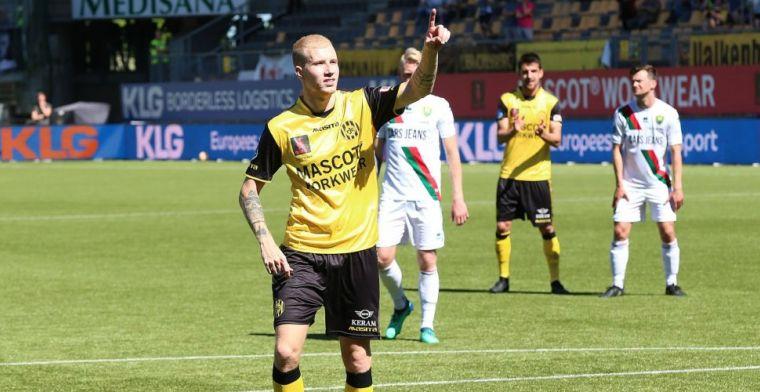 Gewilde Gustafson heeft nieuws voor Roda JC: Zeer goede aanbiedingen