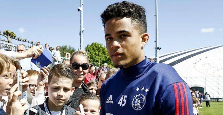'Bron binnen Ajax' geciteerd: We denken dat hij beter is dan Raheem Sterling