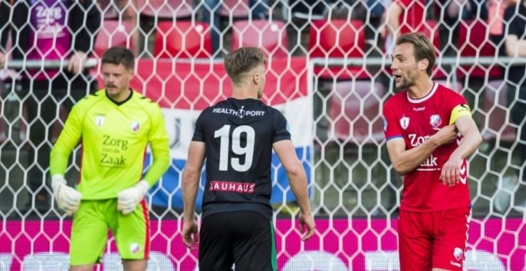 'Nacompetitie-expert' van FC Utrecht: 'Met FC Twente ook al. Blijkbaar mijn lot'