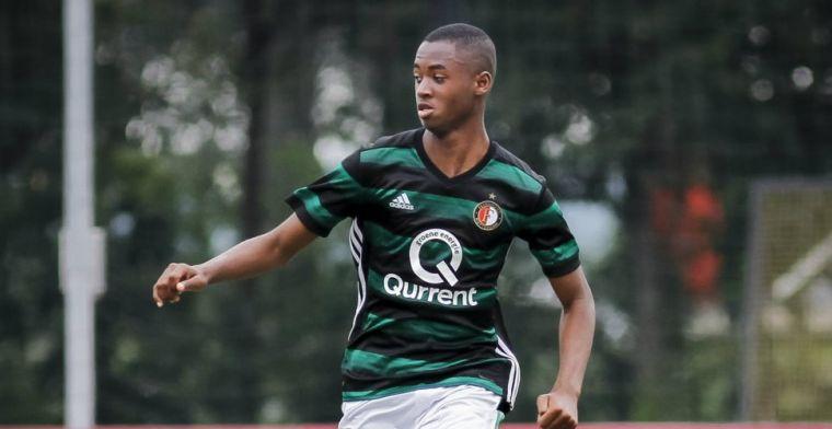 'Feyenoord raakt verdediger (15) kwijt: volledige Premier League-top wil toeslaan'