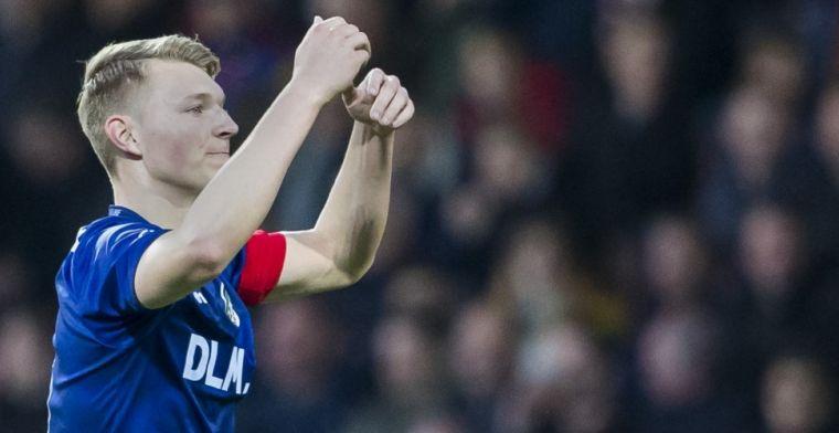 Ajax-aanwinst: 'Ik zal aansluiten, maar ik ben niet zeker van een basisplaats'