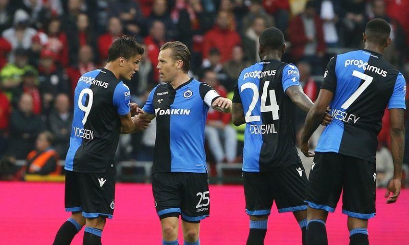Afbeelding: Club Brugge pakt Belgische landstitel; controversiële assist van Vormer