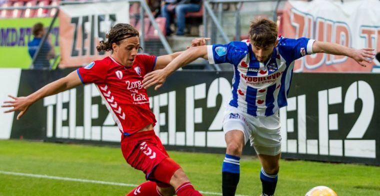 Heerenveen-ster op de radar bij Italiaanse topclubs: Blij met dit nieuws
