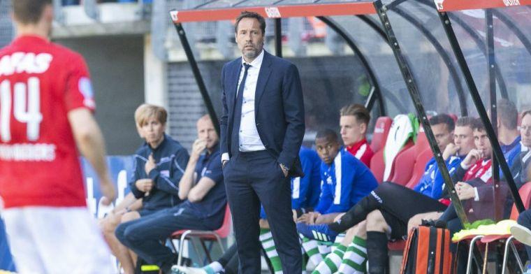 PEC-elftal krijgt geheel nieuw gezicht: 'Hij is toe aan een andere club'