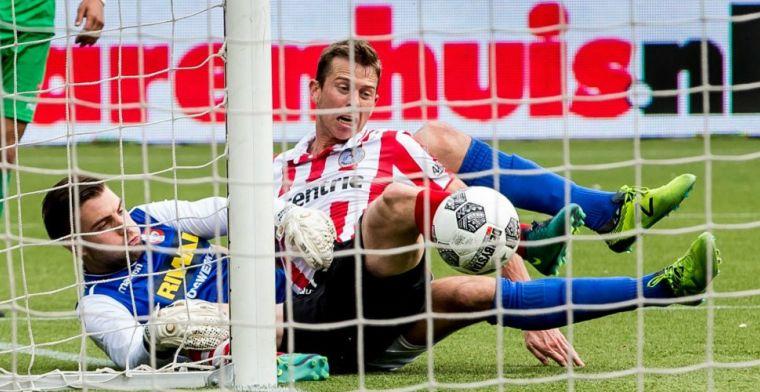 Kraay: 'Het is gewoon onvoldoende voor de Eredivisie, Twente was véél beter'