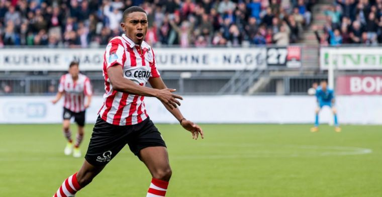 Sparta naar finale play-offs: 'Ik kan wel mijn broer van Jong PSV vragen'