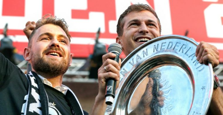 'De spelers die het meest klaagden zijn vertrokken bij PSV. Ik noem geen namen'