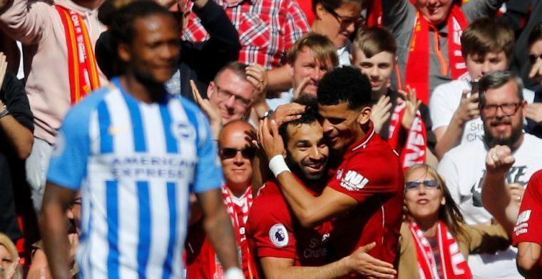 Liverpool laat PSV juichen, Nederlands kwartet van Swansea degradeert