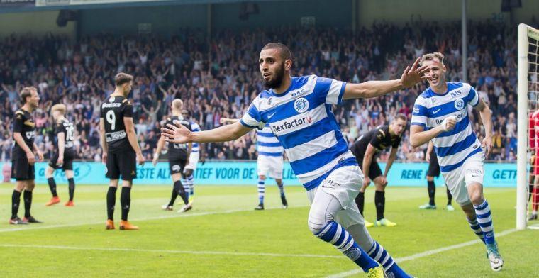 De Graafschap naar finale play-offs na nieuw doelpuntenfestijn tegen Telstar