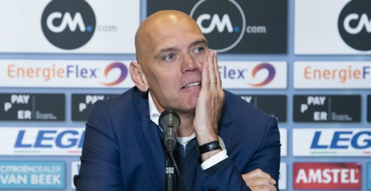 Streppel voorspelt nieuwe bloeiperiode Heerenveen: 'Ongelooflijk veel talent'