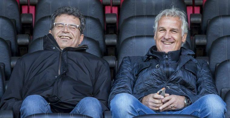 Nieuws uit Enschede: Rutten gaat dubbelfunctie aan en keert terug bij FC Twente