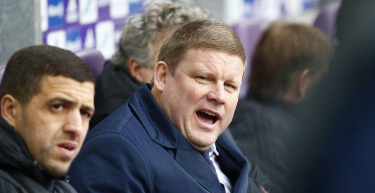 Vanhaezebrouck: Ik moet ook Club Brugge nog bedanken