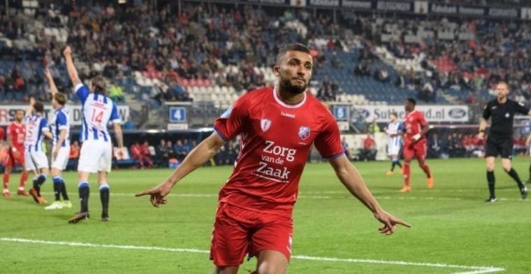 Labyad: Er was uit Nederland concrete belangstelling van een andere topclub