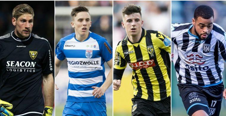 Scouten in de Eredivisie: elf ideale versterkingen voor PSV, Ajax en Feyenoord