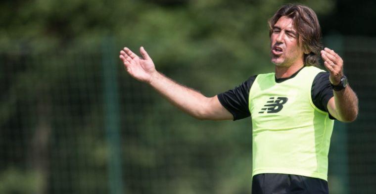 'Sa Pinto kan Standard Luik verlaten voor avontuur in Franse competitie'