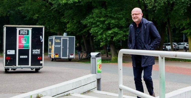 'We zijn geen club voor het linkerrijtje van Eredivisie, dat kunnen we niet aan'