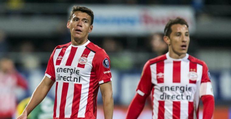 Ook bij Mexico hoog PSV-gehalte: drie bekenden mogen hopen op WK