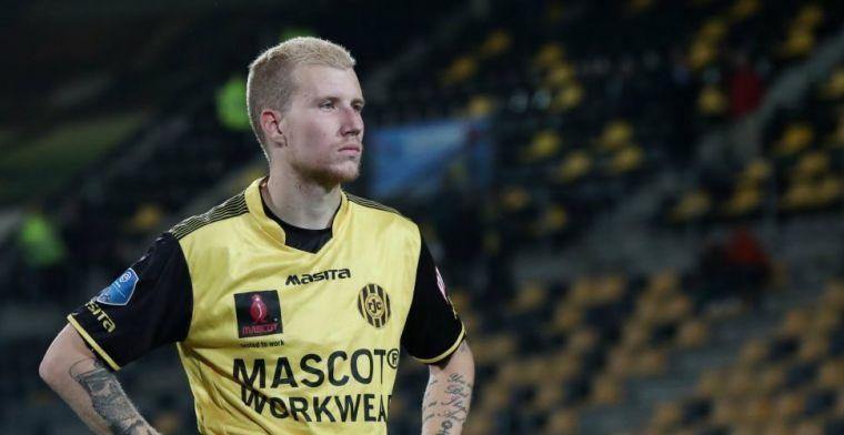 Utrecht-trainer De Jong bevestigt interesse: 'Hij is een hartstikkegoede speler'