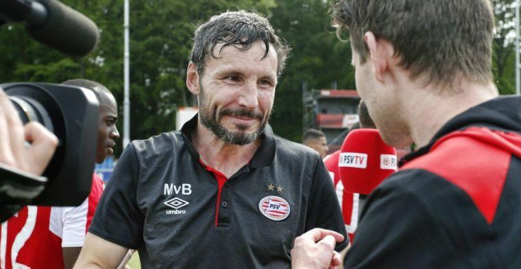 'Brands en ik hebben nog een gesprek daarover, maar ik wil graag bij PSV blijven'
