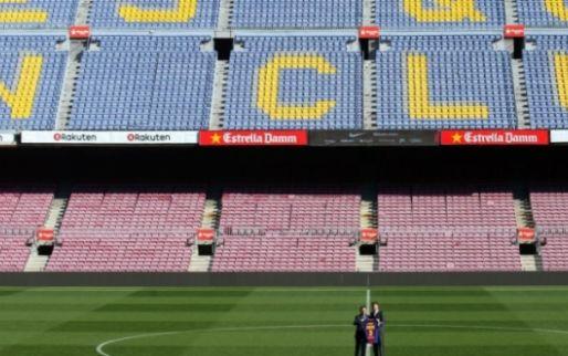 Imagen: El fichaje del Barcelona estará 3 semanas fuera de combate