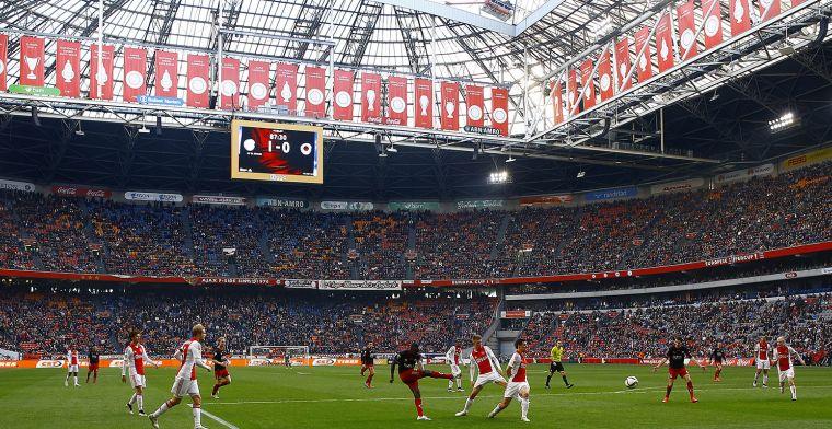 Sportief drama voor zusterclub van Ajax: puntenaftrek en degradatie