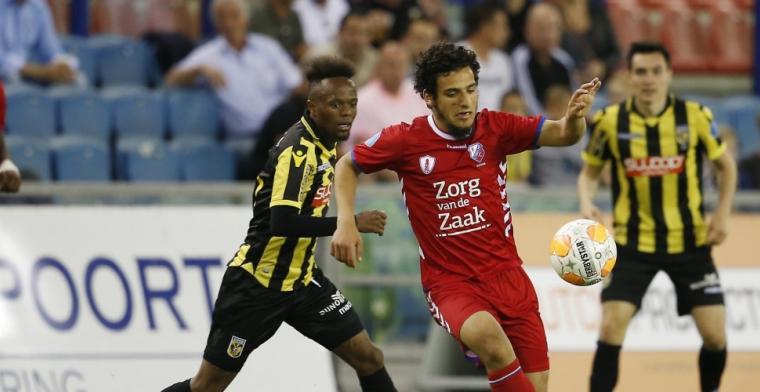 Kashia kopt Vitesse in blessuretijd naar overwinning tegen FC Utrecht