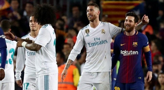 Messi: El Real Madrid en Europa jugando mal, haciendo un mal partido gana