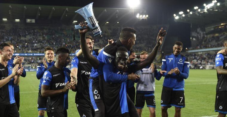'Drietal uit de Jupiler League mag hopen op WK-deelname, Bruggeling surprise'