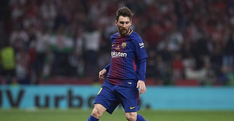 Messi zou Neymar-deal afkeuren: Dat zou verschrikkelijk zijn, een flinke klap