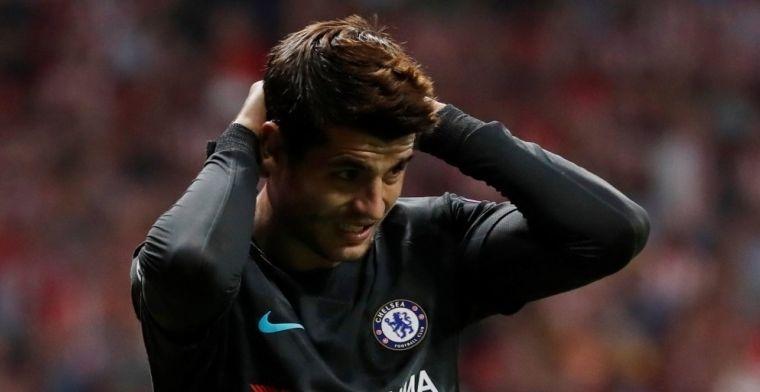 La Juventus busca la fórmula de hacer regresar a Álvaro Morata