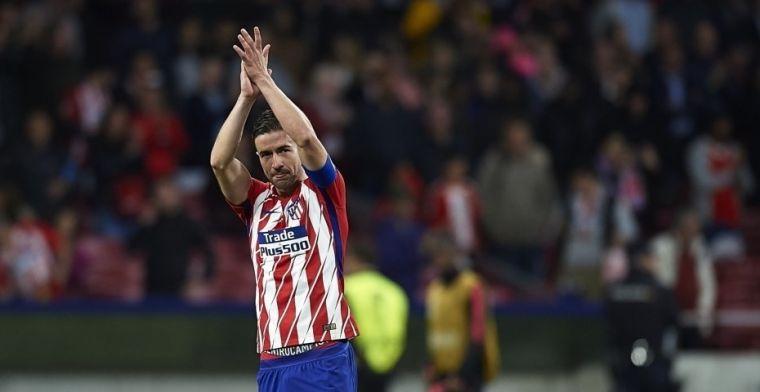 Espero que no sea la última final de Griezmann con el Atlético