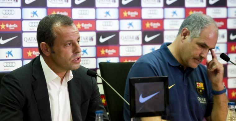 Zubizarreta: Mi adiós del Barça me creó una amargura exagerada