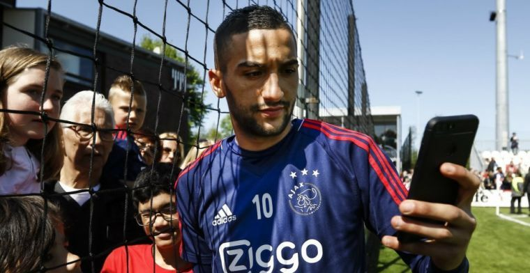 'Ajax heeft recht op een grote transfersom, toch? Ik maak me niet druk'