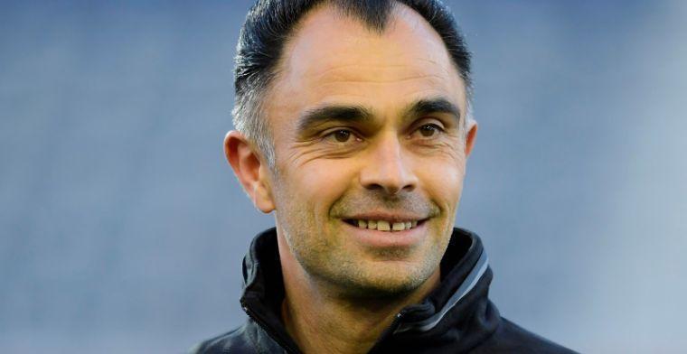 Goede resultaten betalen zich uit: Walem mag langer aan de slag met de U21
