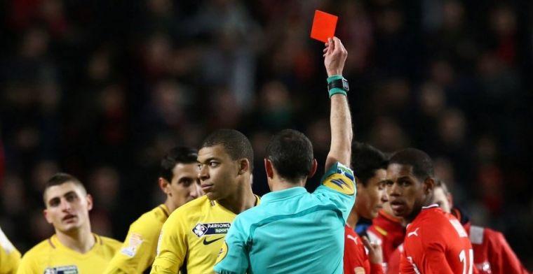 Europeo Sub-17 l Expulsan al guardameta en la tanda de penaltis