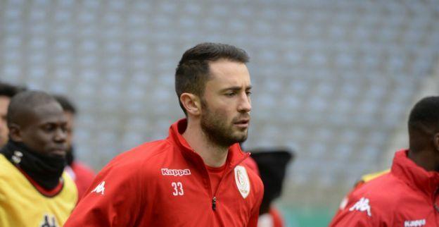 'Turken niet in staat optie te lichten: verdediger keert terug naar Standard'