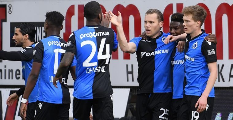 """Club Brugge-sterkhouder heeft slecht nieuws: """"Als ik de kans krijg, ben ik weg"""