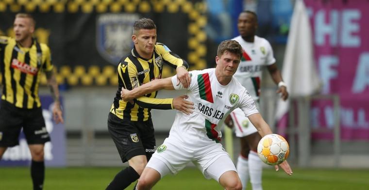 Linssen ziet zichzelf bij Ajax spelen: 'Dan zullen we er nooit achter komen'
