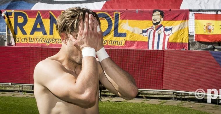 'Hij moet niet naar Ajax, Feyenoord of PSV, dan wordt de druk te hoog'