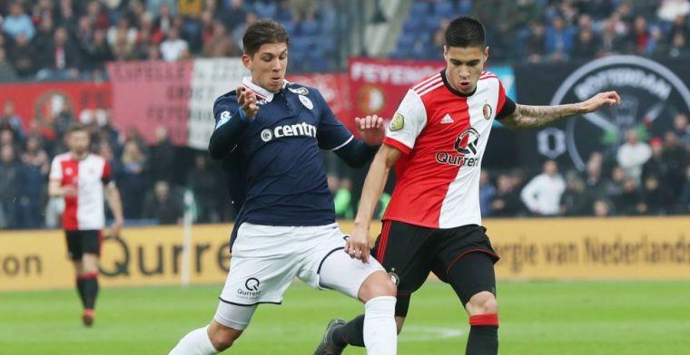 'Feyenoord krijgt concurrentie in strijd om Diks: interesse uit Premier League'