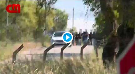 VÍDEO   Un grupo de encapuchados asalta las instalaciones del Sporting de Portugal