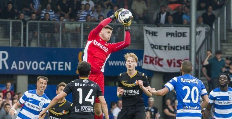 Update: Bournemouth en FC Augsburg melden zich voor Nederlandse keeper