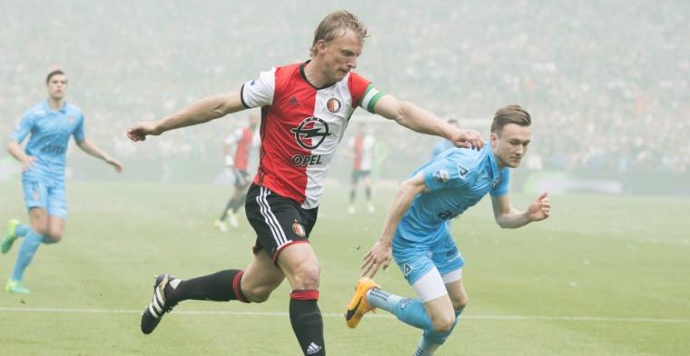 Woeste Kuyt eiste gesprek met Van Geel en Van Bronckhorst: Was hij woedend om