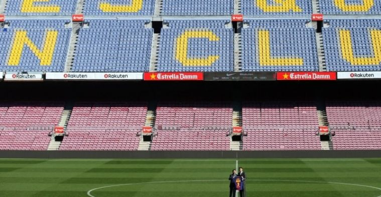 El fichaje del Barcelona estará 3 semanas fuera de combate