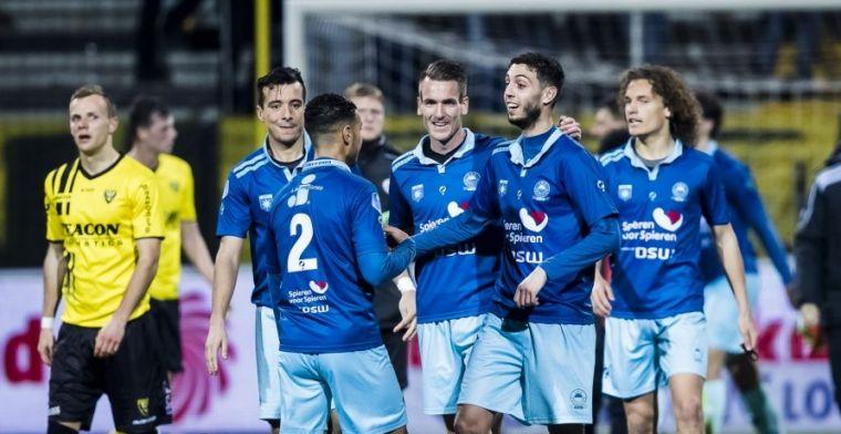 Excelsior neemt afscheid: Stiekem hoop ik nog op een Eredivisie-club
