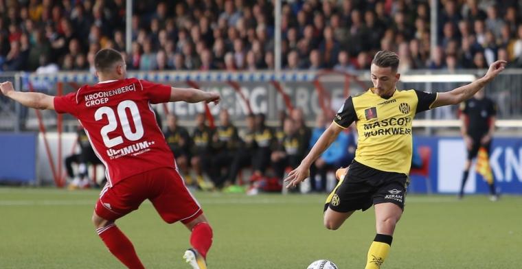 'Roda-huurling kan naar de Premier League: drie clubs hebben interesse'